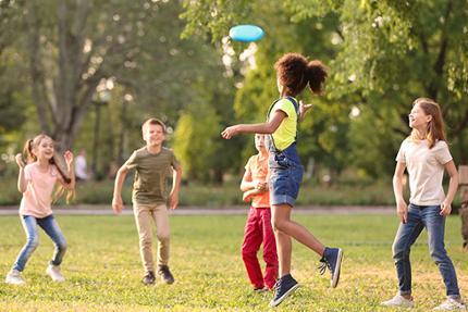 Sporten en bewegen mag weer, maar dan wel in de buitenlucht.