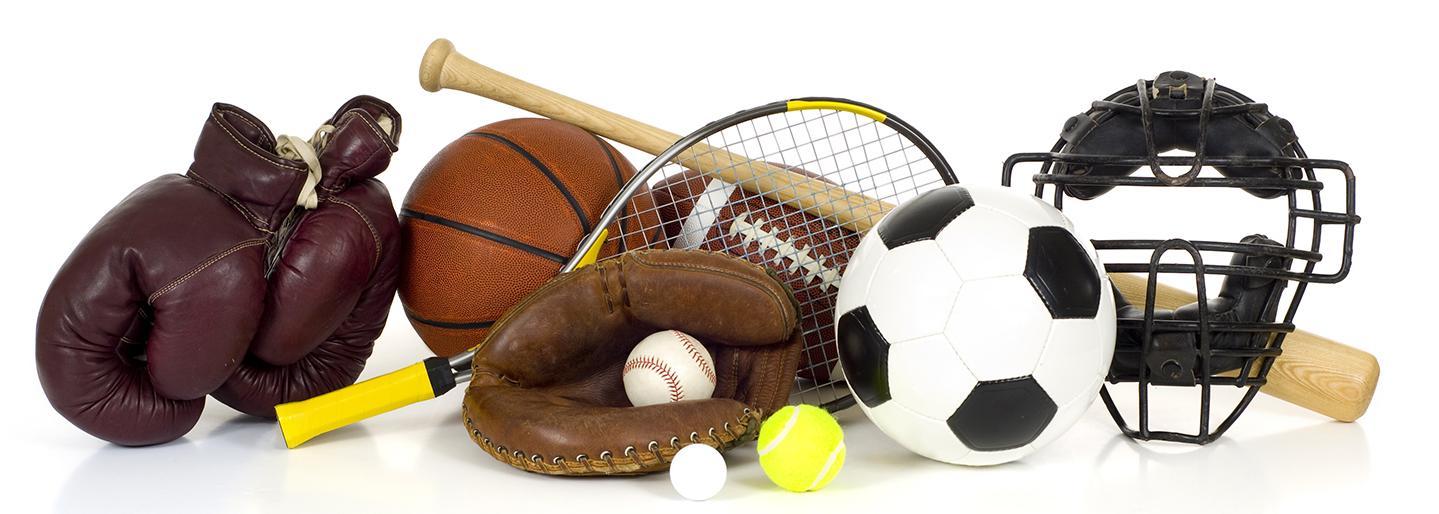 Uitleen sport- en spelmateriaal