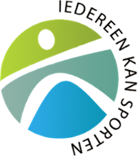 Logo Iedereen Kan Sporten